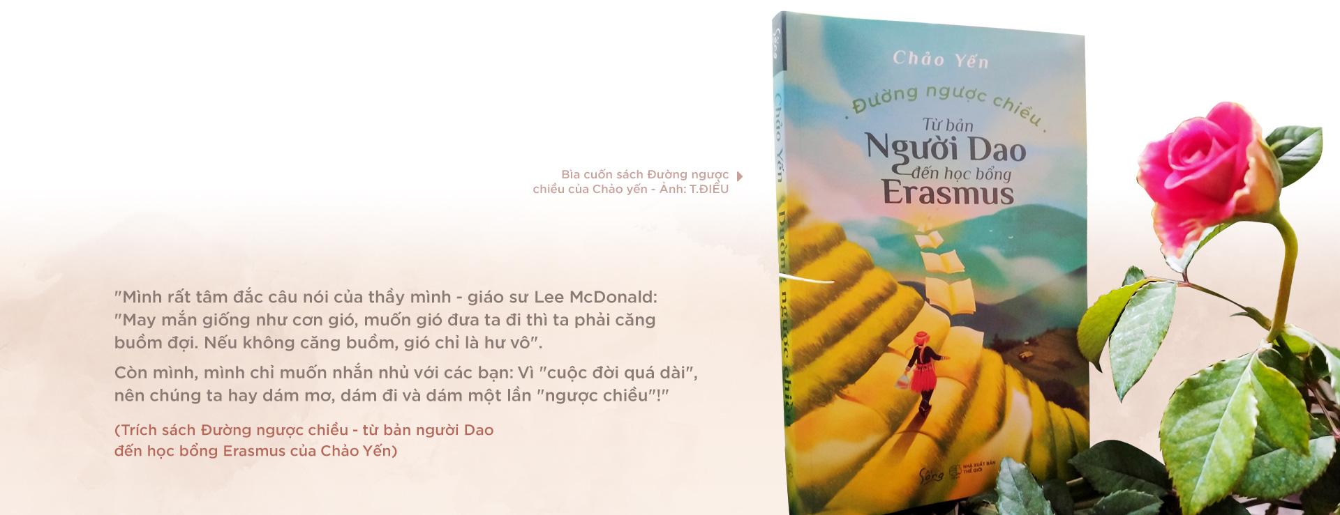 Chảo Yến: Từ bản người Dao đến học bổng châu Âu - Ảnh 4.