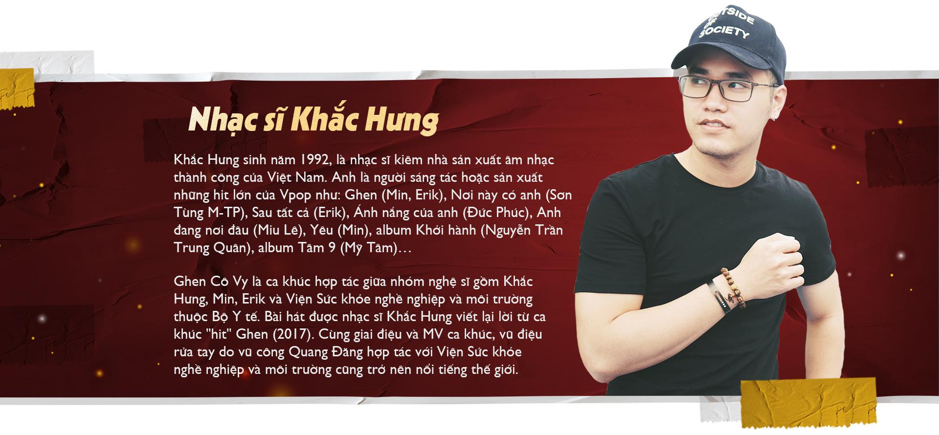 Tác giả Ghen Cô Vy: Nhạc của tôi mang linh hồn Việt song không khác gì nhạc tiếng Anh - Ảnh 5.
