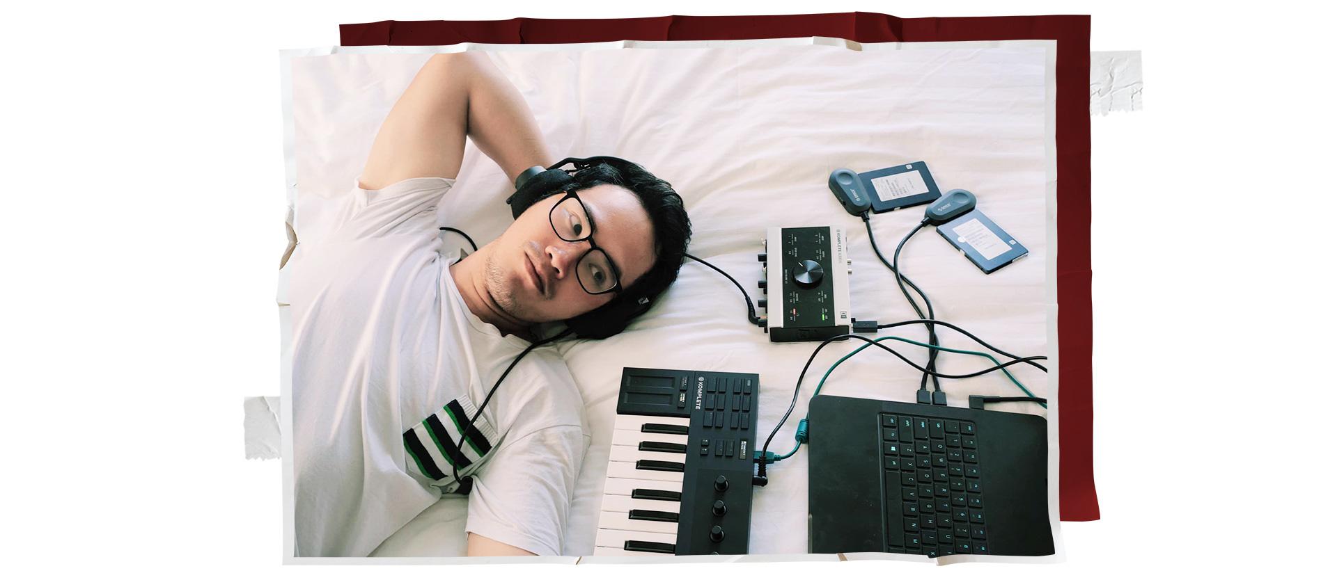 Tác giả Ghen Cô Vy: Nhạc của tôi mang linh hồn Việt song không khác gì nhạc tiếng Anh - Ảnh 4.