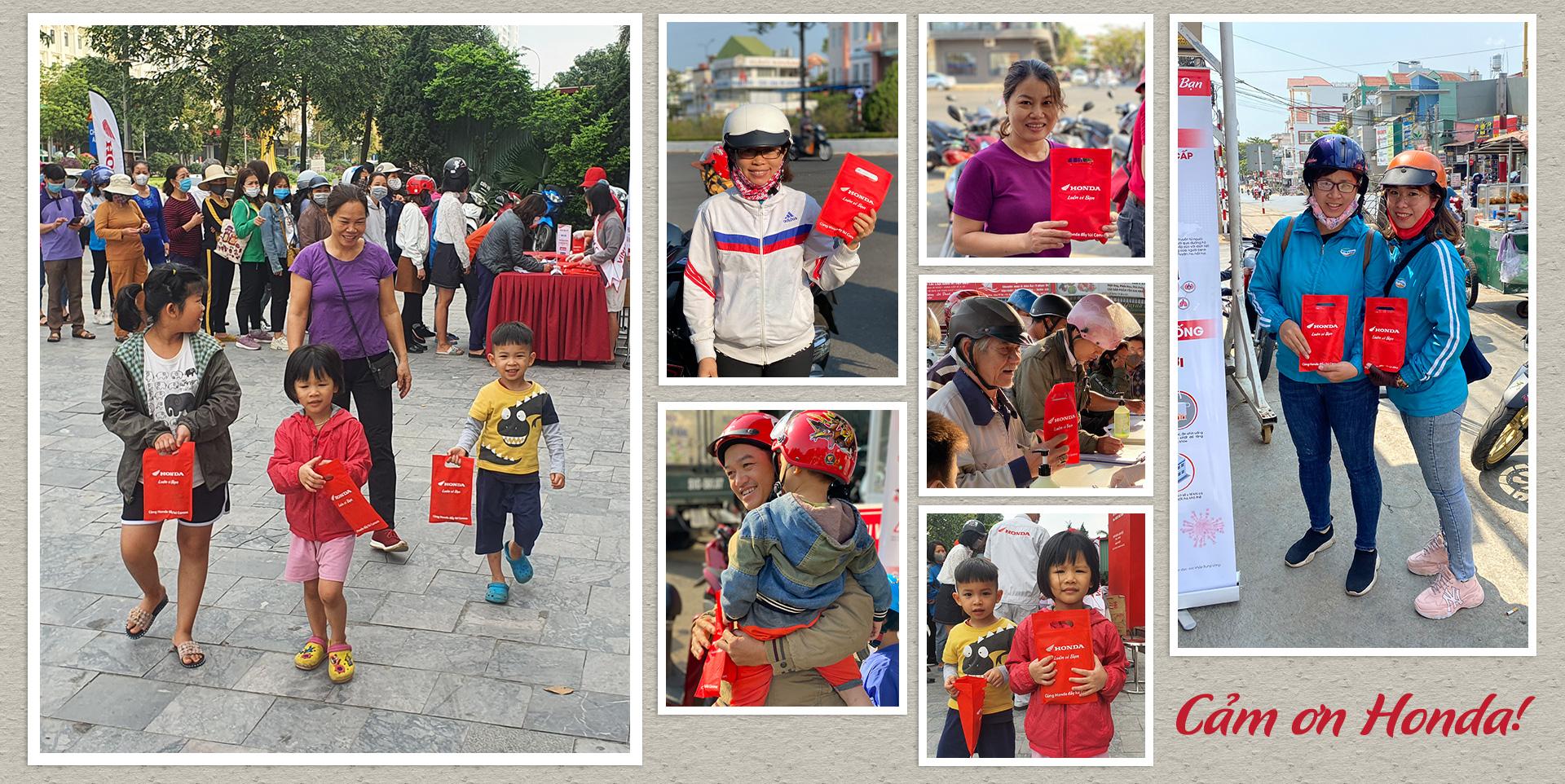"""""""Honda luôn vì bạn - cùng Honda đẩy lùi Corona"""" - Hành trình trao tặng 200,000 túi đỏ kỳ diệu - Ảnh 11."""