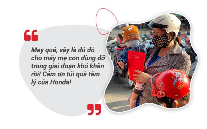 """""""Honda luôn vì bạn - cùng Honda đẩy lùi Corona"""" - Hành trình trao tặng 200,000 túi đỏ kỳ diệu - Ảnh 8."""
