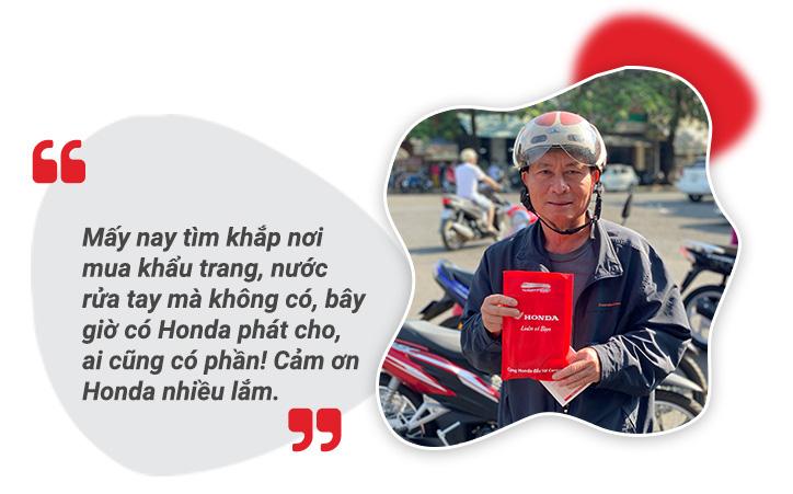 """""""Honda luôn vì bạn - cùng Honda đẩy lùi Corona"""" - Hành trình trao tặng 200,000 túi đỏ kỳ diệu - Ảnh 7."""