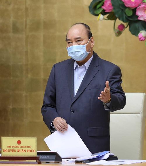 Thủ tướng: Thực hiện mọi biện pháp có thể để ngăn dịch COVID-19 ...