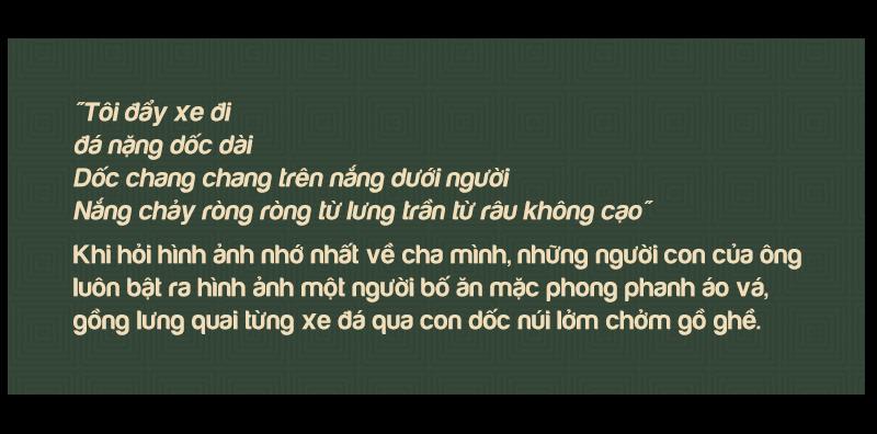 Kỳ 5: Nhà thơ tình đi thồ đá - Ảnh 2.