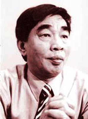 Nhà thơ Hoàng Trần Cương - tác giả bài thơ Miền Trung - qua đời - Ảnh 1.