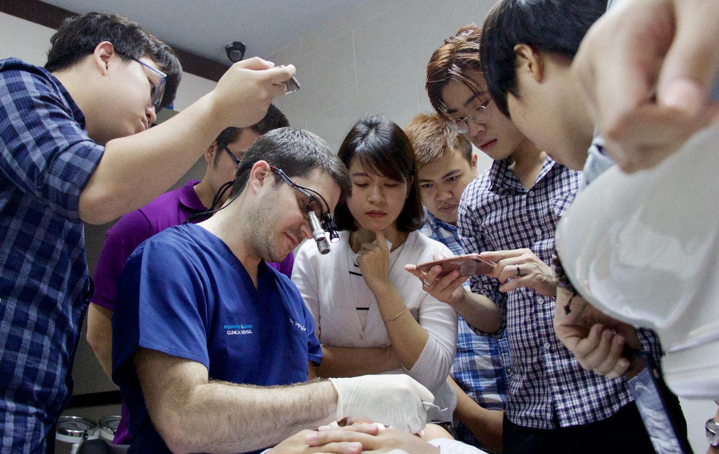 Hiện thực hóa ước mơ trở thành Bác sĩ nha khoa quốc tế - Ảnh 10.