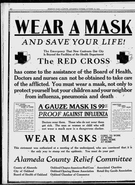 100 năm trước đã khuyên rửa tay, đeo khẩu trang ngừa cúm, 100 năm sau chưa thuộc bài? - Ảnh 2.