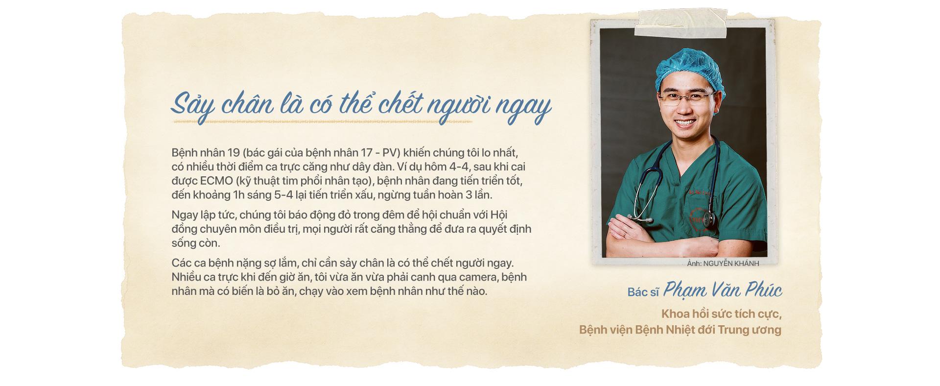 Ấn tượng Việt Nam: những khuôn mặt của tuyến đầu chống dịch - Ảnh 10.