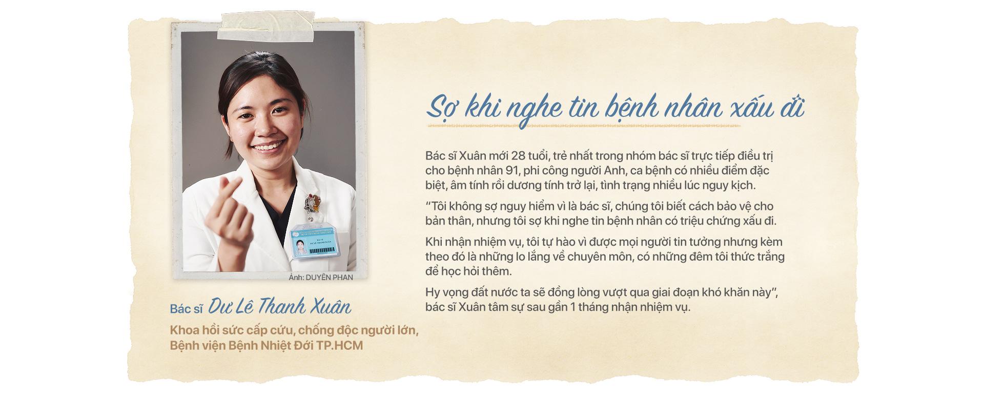 Ấn tượng Việt Nam: những khuôn mặt của tuyến đầu chống dịch - Ảnh 11.
