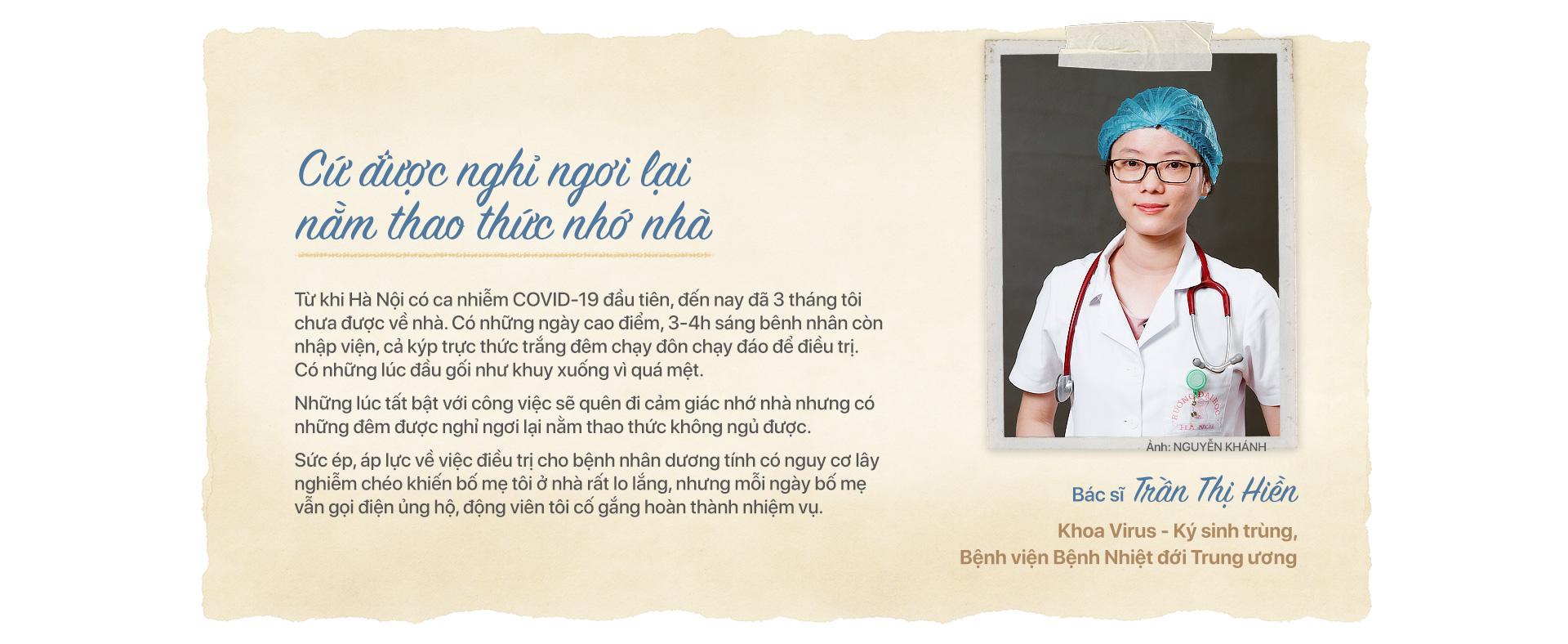 Ấn tượng Việt Nam: những khuôn mặt của tuyến đầu chống dịch - Ảnh 12.
