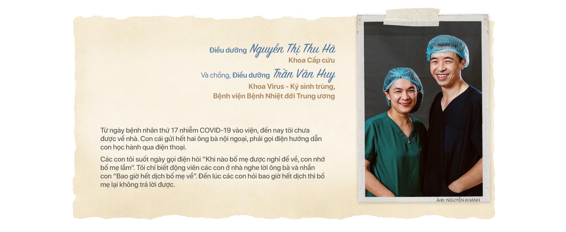 Ấn tượng Việt Nam: những khuôn mặt của tuyến đầu chống dịch - Ảnh 14.