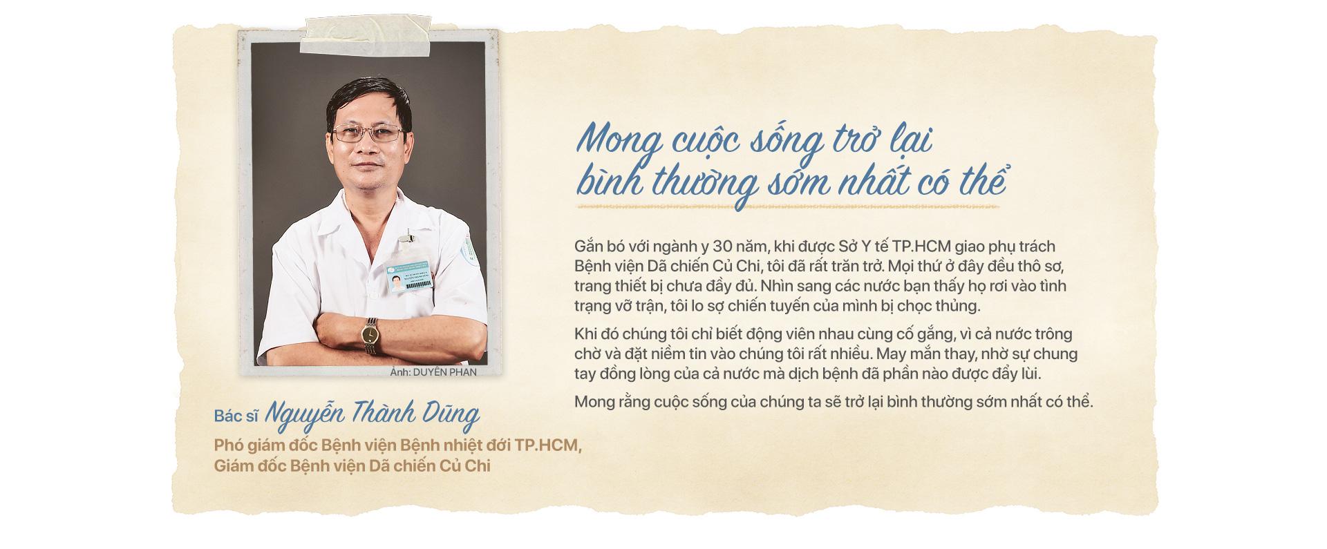 Ấn tượng Việt Nam: những khuôn mặt của tuyến đầu chống dịch - Ảnh 3.