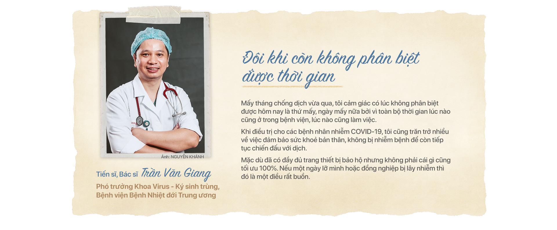 Ấn tượng Việt Nam: những khuôn mặt của tuyến đầu chống dịch - Ảnh 5.