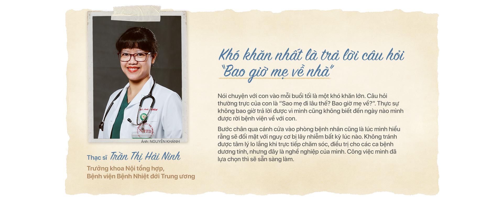 Ấn tượng Việt Nam: những khuôn mặt của tuyến đầu chống dịch - Ảnh 7.