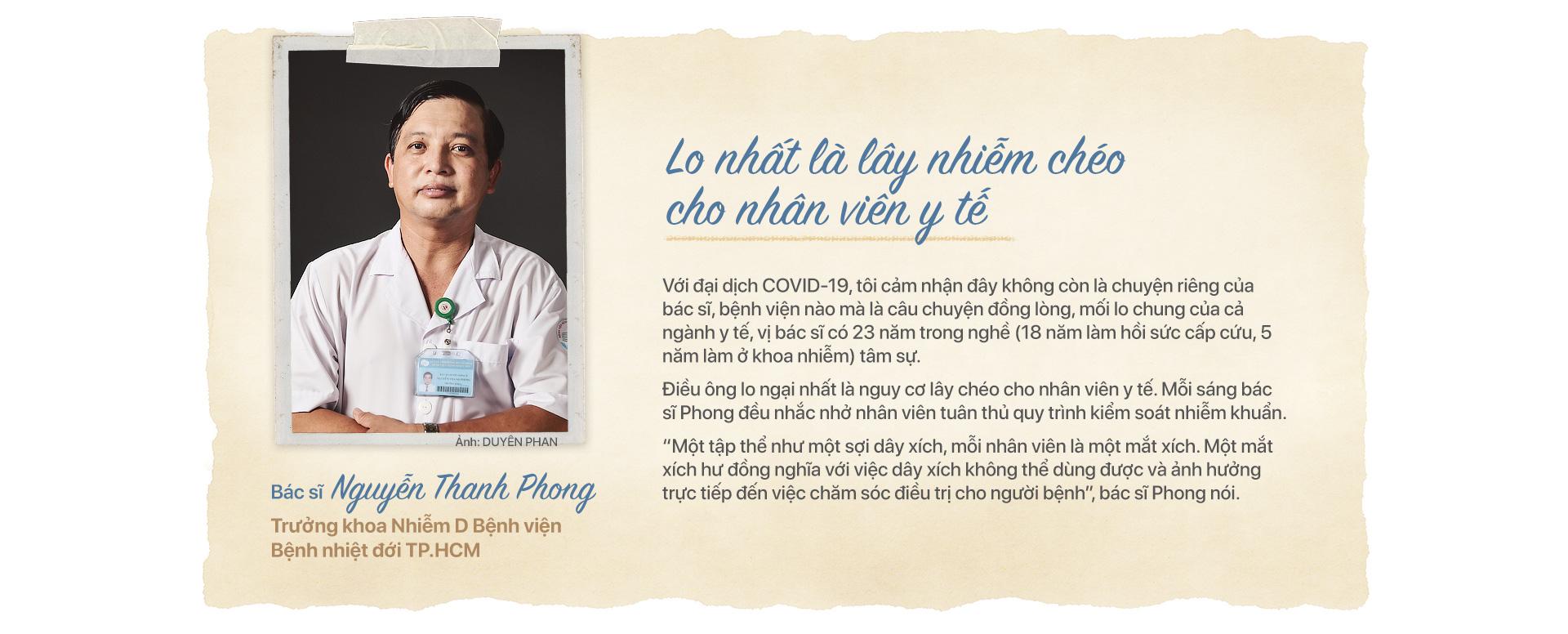 Ấn tượng Việt Nam: những khuôn mặt của tuyến đầu chống dịch - Ảnh 9.