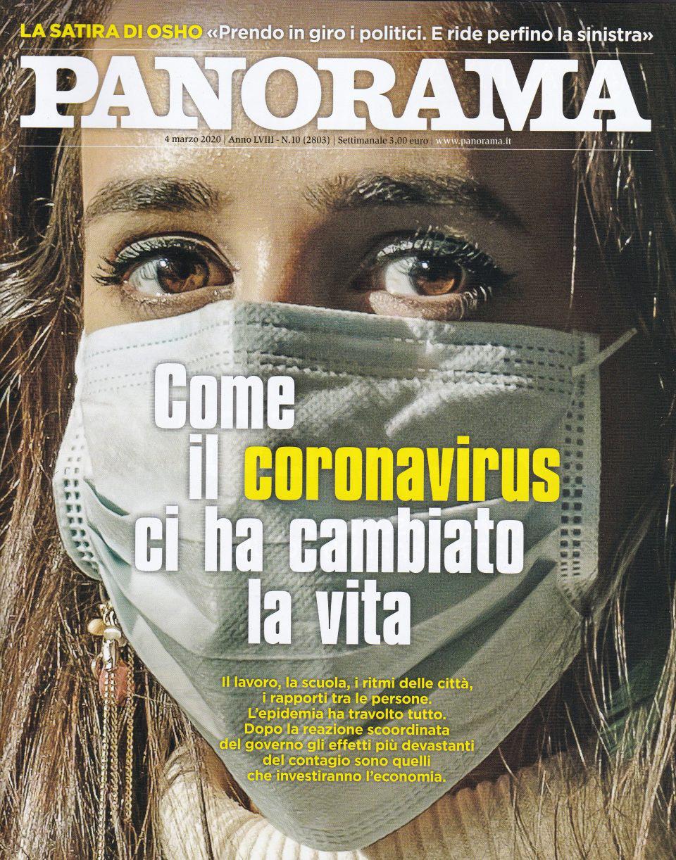 Tạp chí để trắng bìa với thông điệp ấn tượng mùa dịch Covid-19 - Ảnh 4.