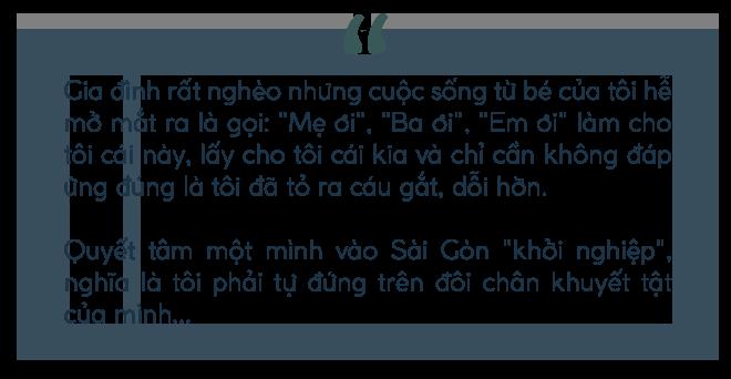 Kỳ 5: Một mình ở Sài Gòn - Ảnh 1.