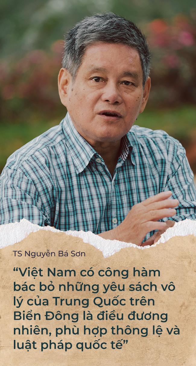 Vì sao Việt Nam có Công hàm phản đối Trung Quốc? - Ảnh 3.