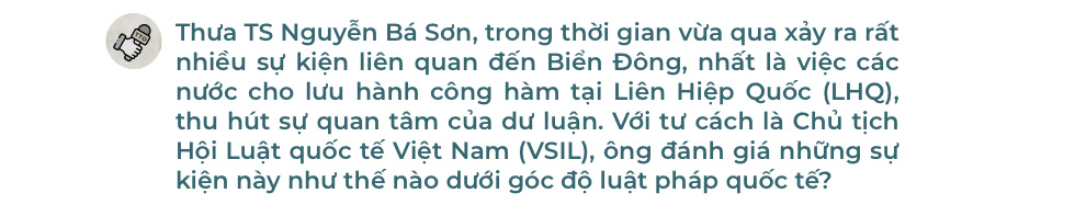Vì sao Việt Nam có Công hàm phản đối Trung Quốc? - Ảnh 1.