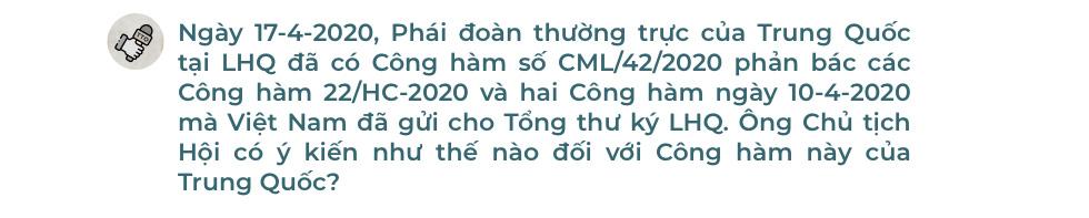 Vì sao Việt Nam có Công hàm phản đối Trung Quốc? - Ảnh 9.