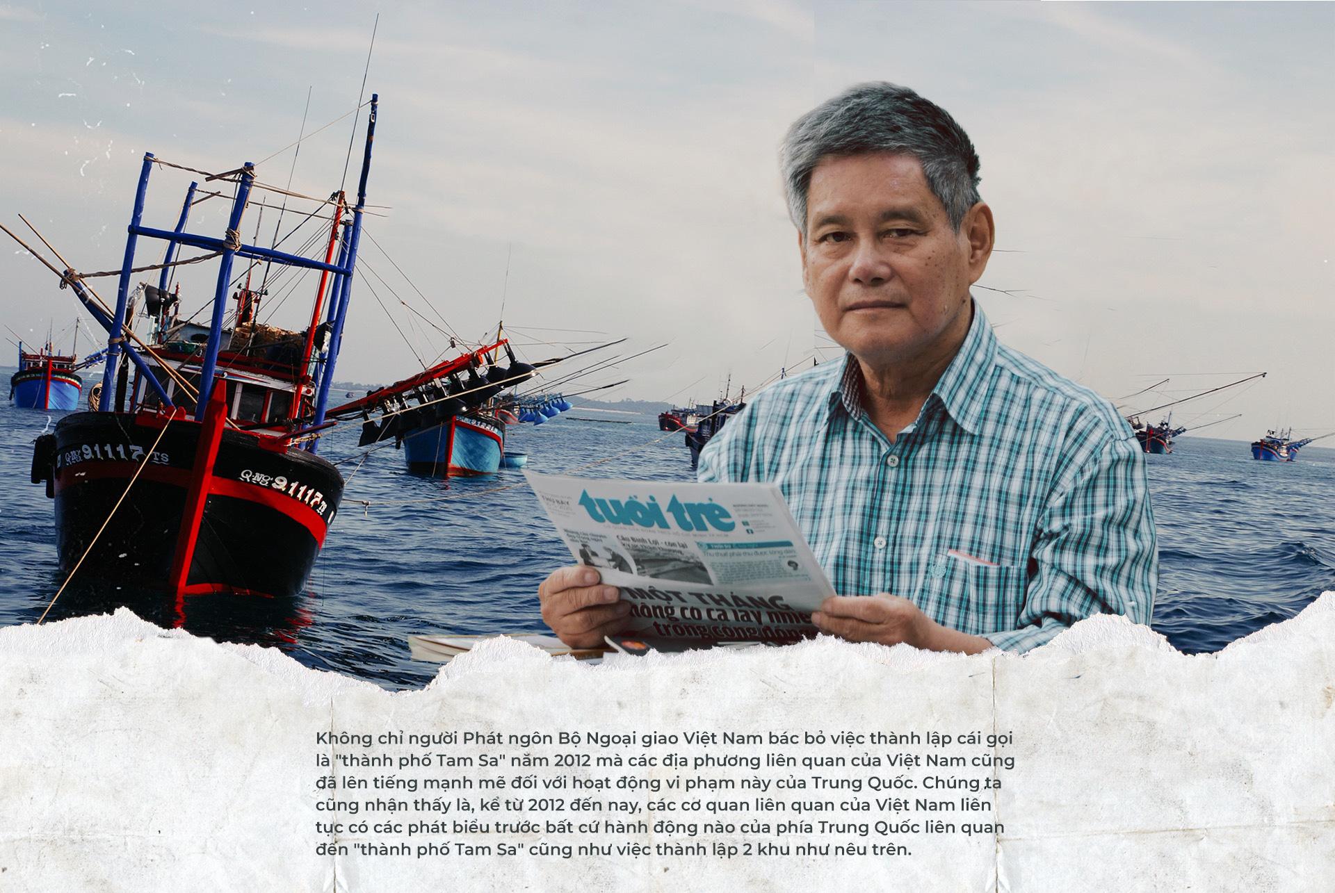 Vì sao Việt Nam có Công hàm phản đối Trung Quốc? - Ảnh 12.