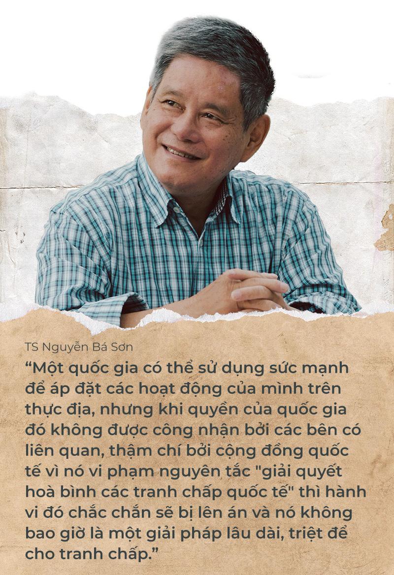 Vì sao Việt Nam có Công hàm phản đối Trung Quốc? - Ảnh 15.