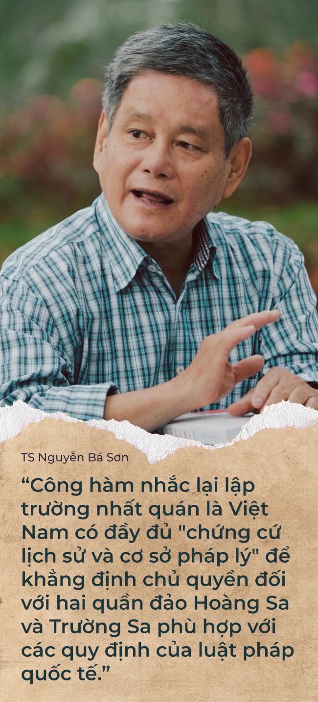Vì sao Việt Nam có Công hàm phản đối Trung Quốc? - Ảnh 6.