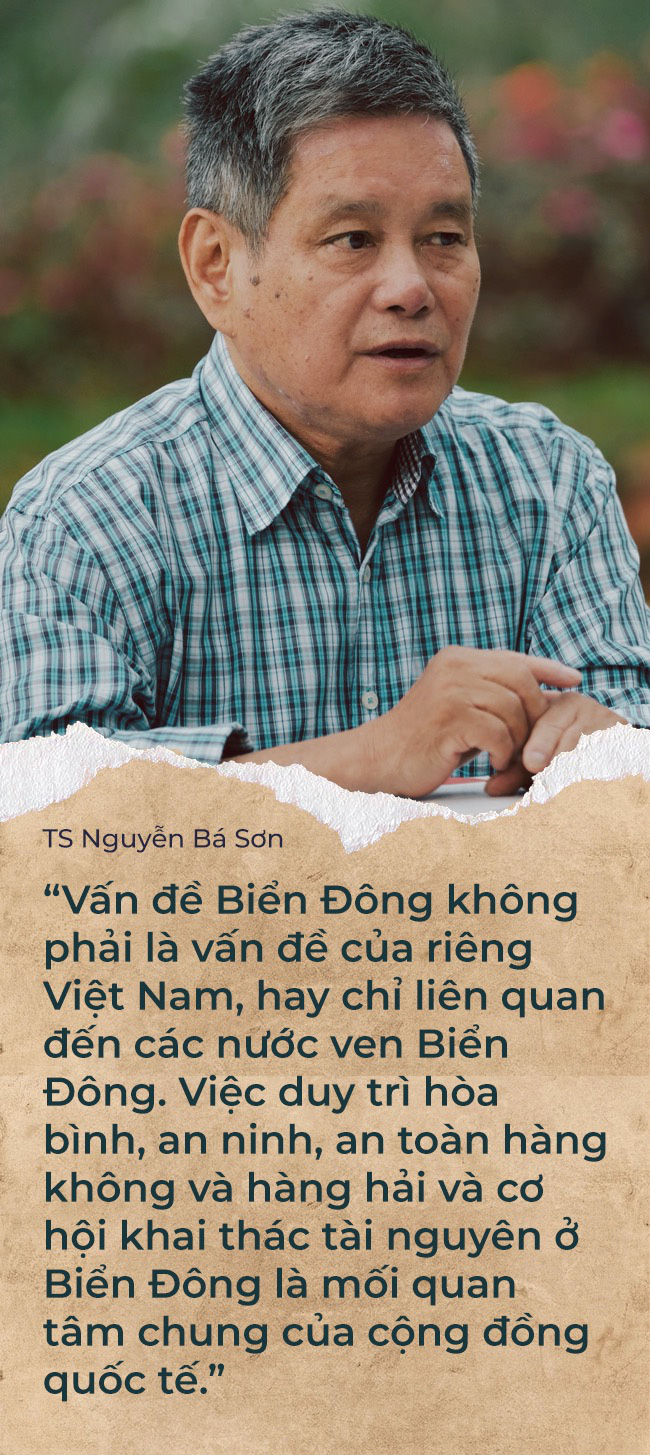 Vì sao Việt Nam có Công hàm phản đối Trung Quốc? - Ảnh 14.