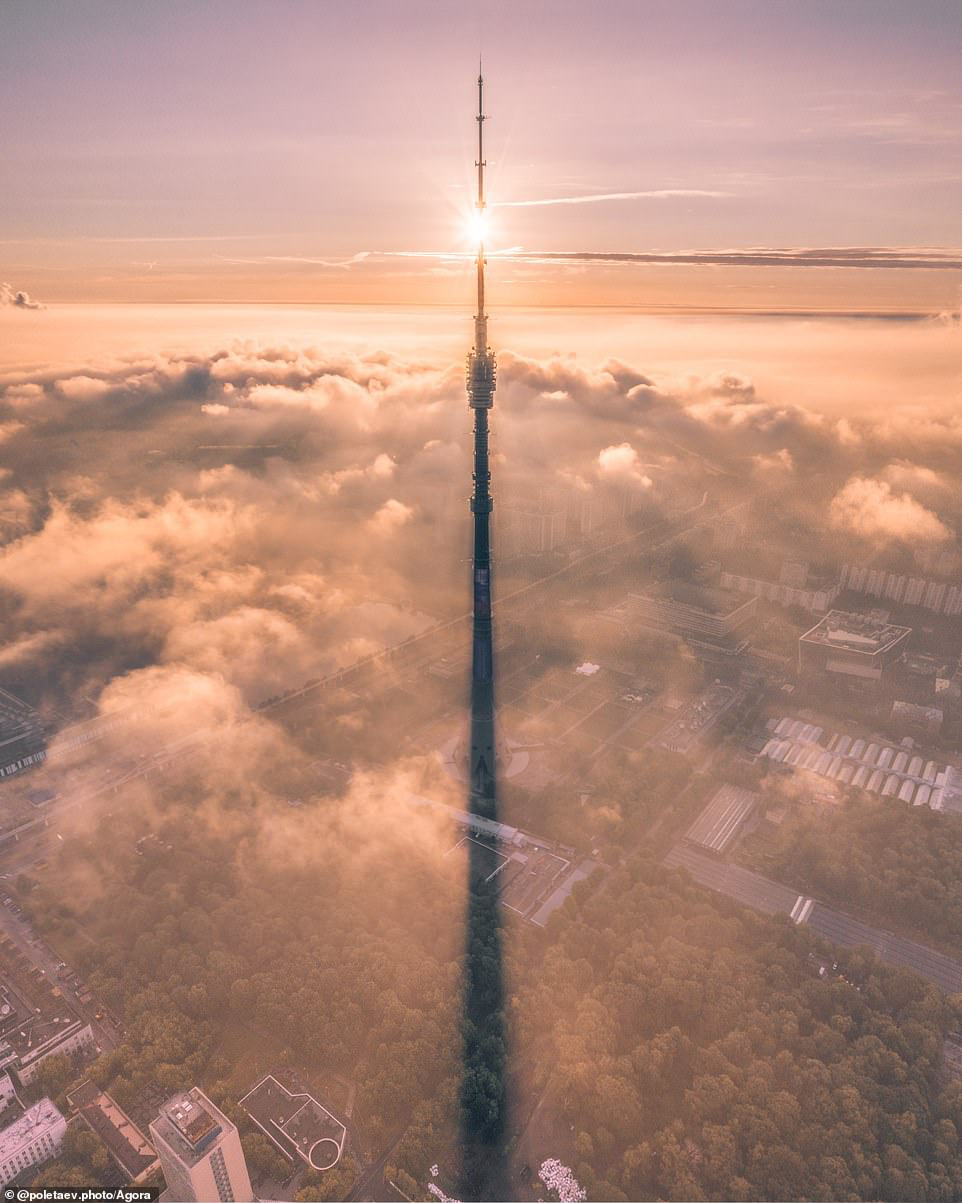 Ảnh Cầu Vàng vượt hơn 10.000 ảnh giành chiến thắng cuộc thi Architecture 2020 - Ảnh 10.