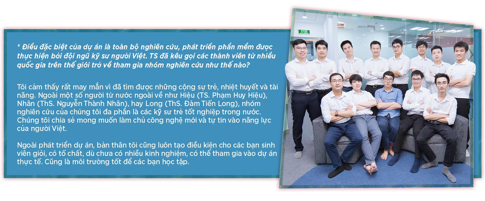 Bước tiến mới đưa trí tuệ nhân tạo vào chẩn đoán hình ảnh y tế tại Việt Nam - Ảnh 10.