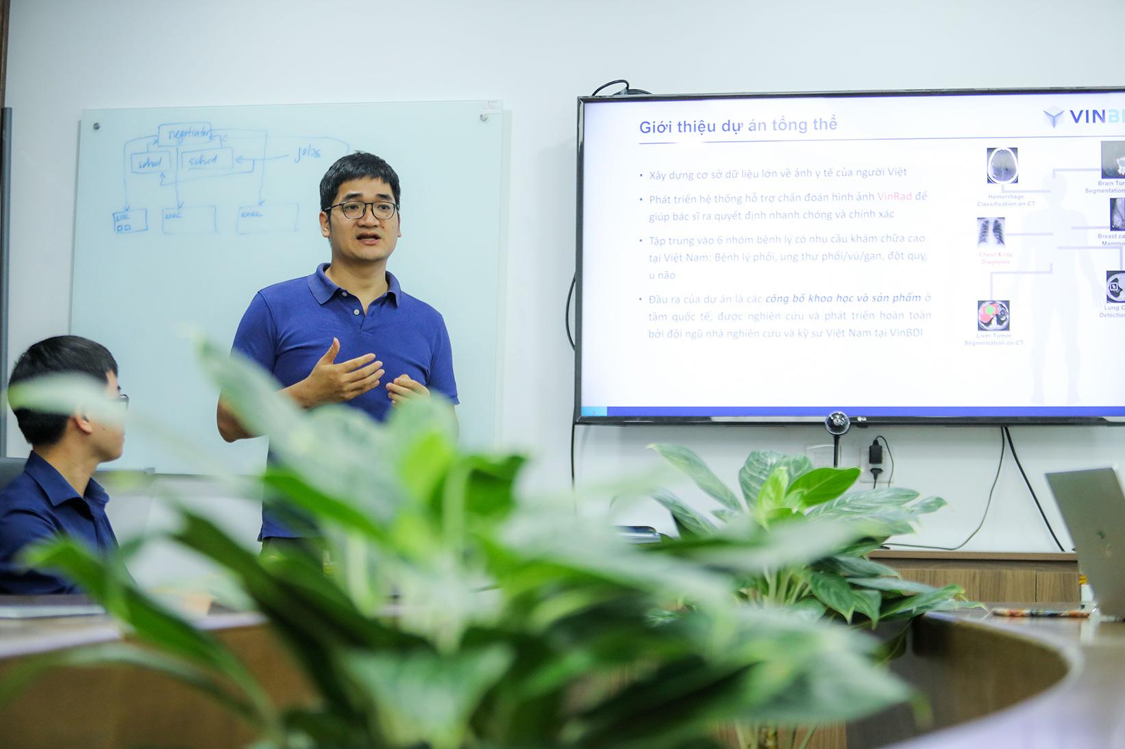 Bước tiến mới đưa trí tuệ nhân tạo vào chẩn đoán hình ảnh y tế tại Việt Nam - Ảnh 3.