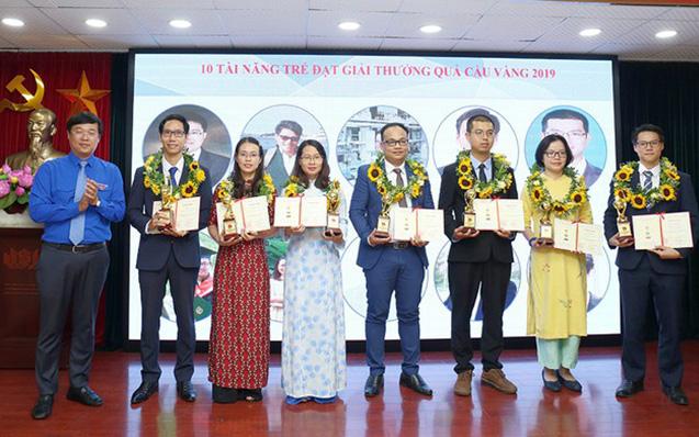Nhà khoa học của Đại học Duy Tân nhận Giải thưởng 'Quả Cầu Vàng' 2019