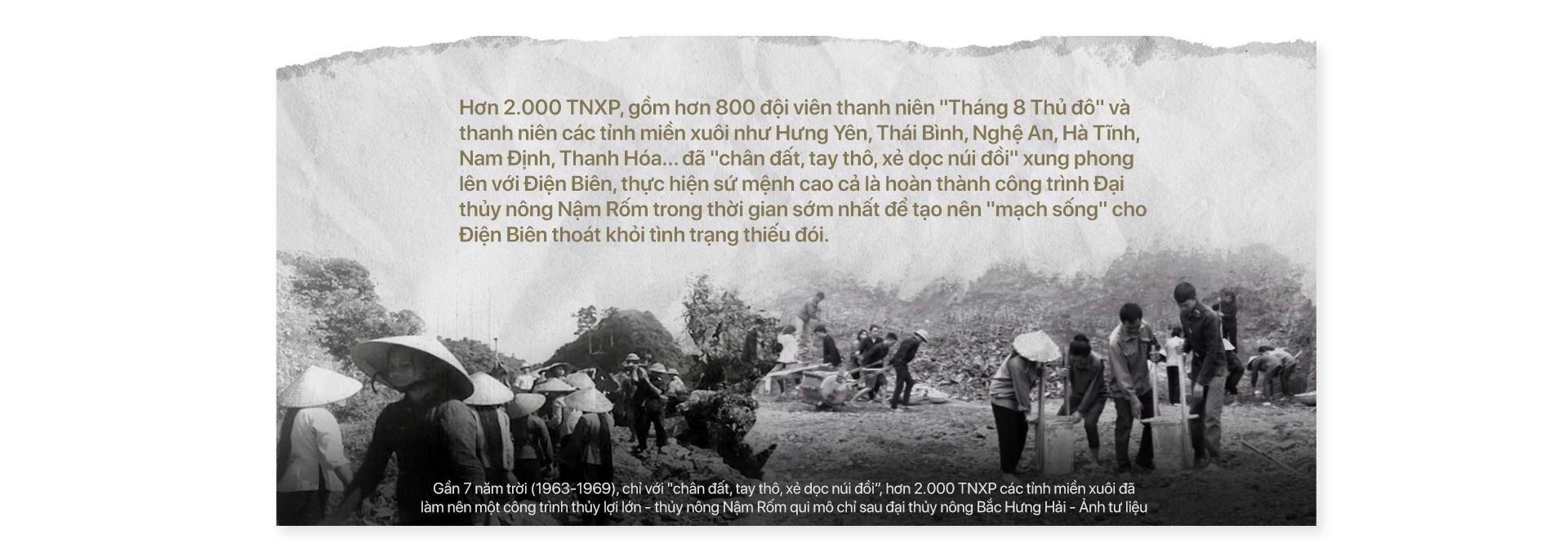 Nậm Rốm - Khúc tráng ca tuổi trẻ ở Điện Biên - Ảnh 2.