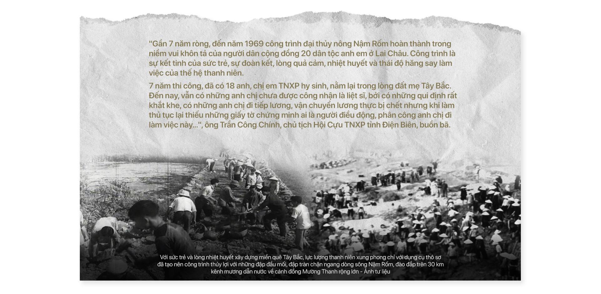 Nậm Rốm - Khúc tráng ca tuổi trẻ ở Điện Biên - Ảnh 4.
