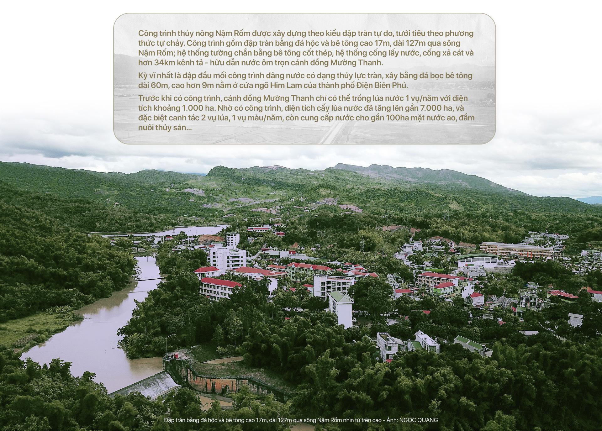 Nậm Rốm - Khúc tráng ca tuổi trẻ ở Điện Biên - Ảnh 6.