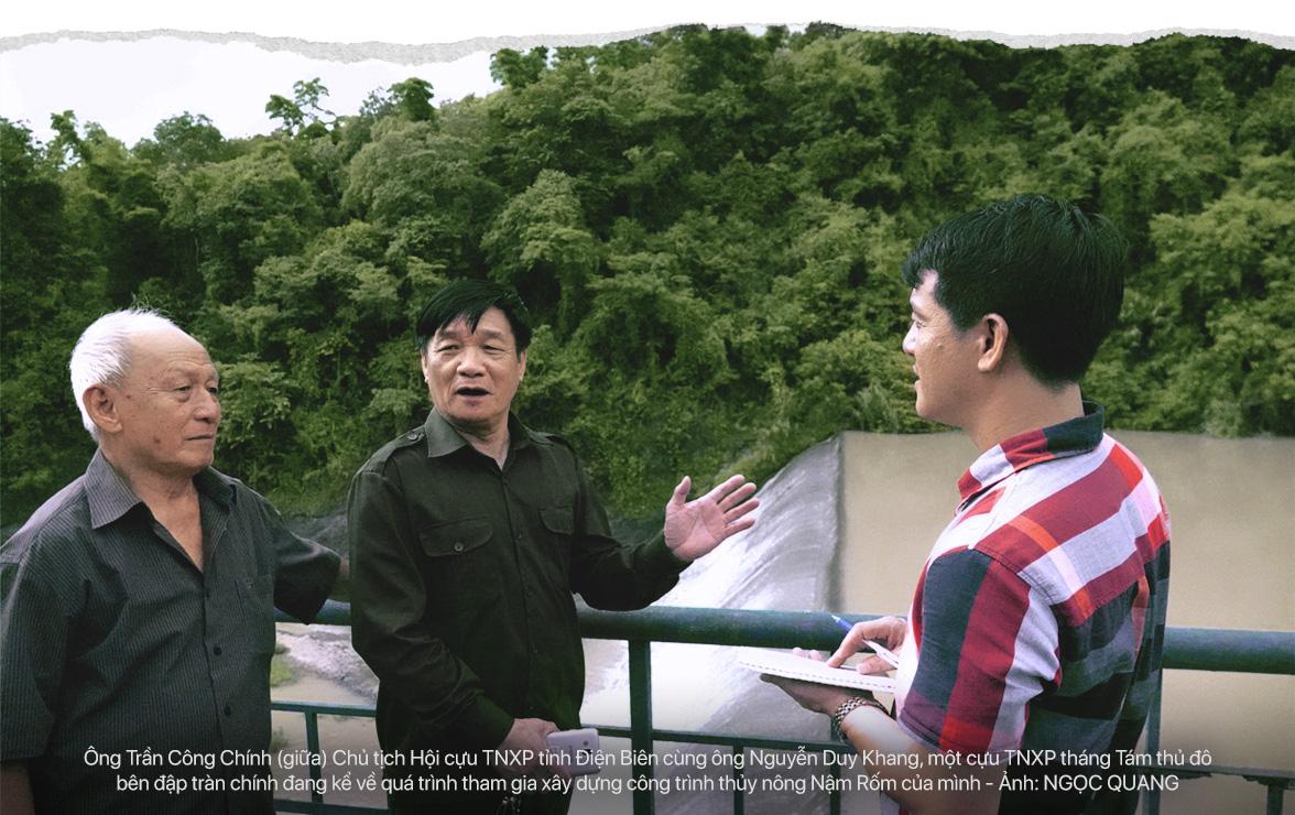 Nậm Rốm - Khúc tráng ca tuổi trẻ ở Điện Biên - Ảnh 9.