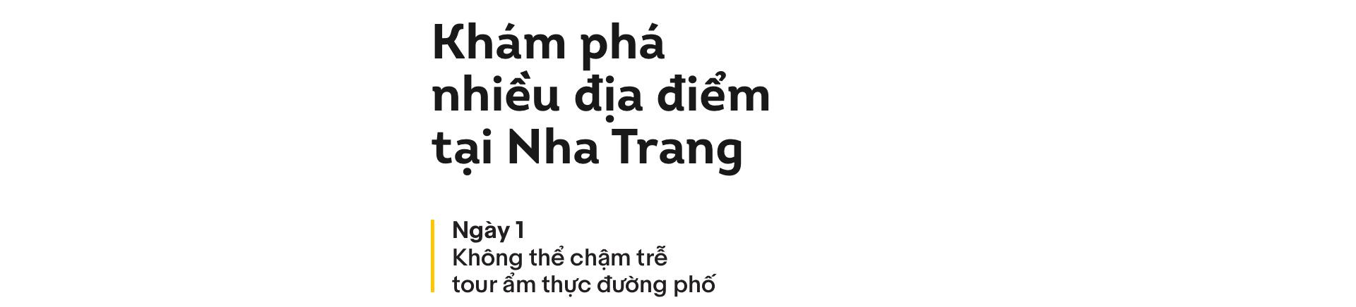 Kỳ nghỉ đáng nhớ tại Nha Trang - Ảnh 1.
