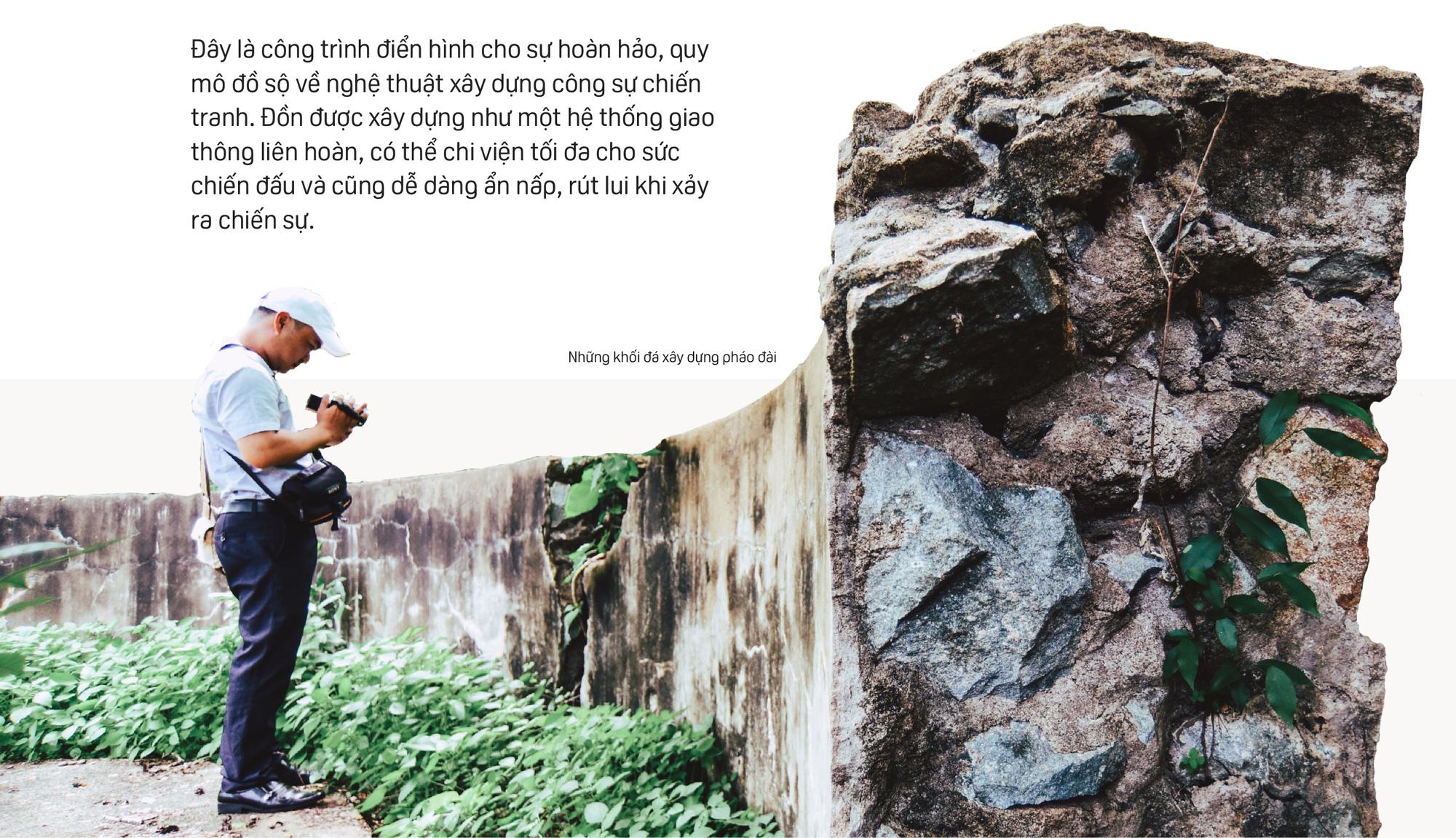 Bên trong Đồn Rạch Cát - pháo đài lớn nhất Đông Dương - Ảnh 13.