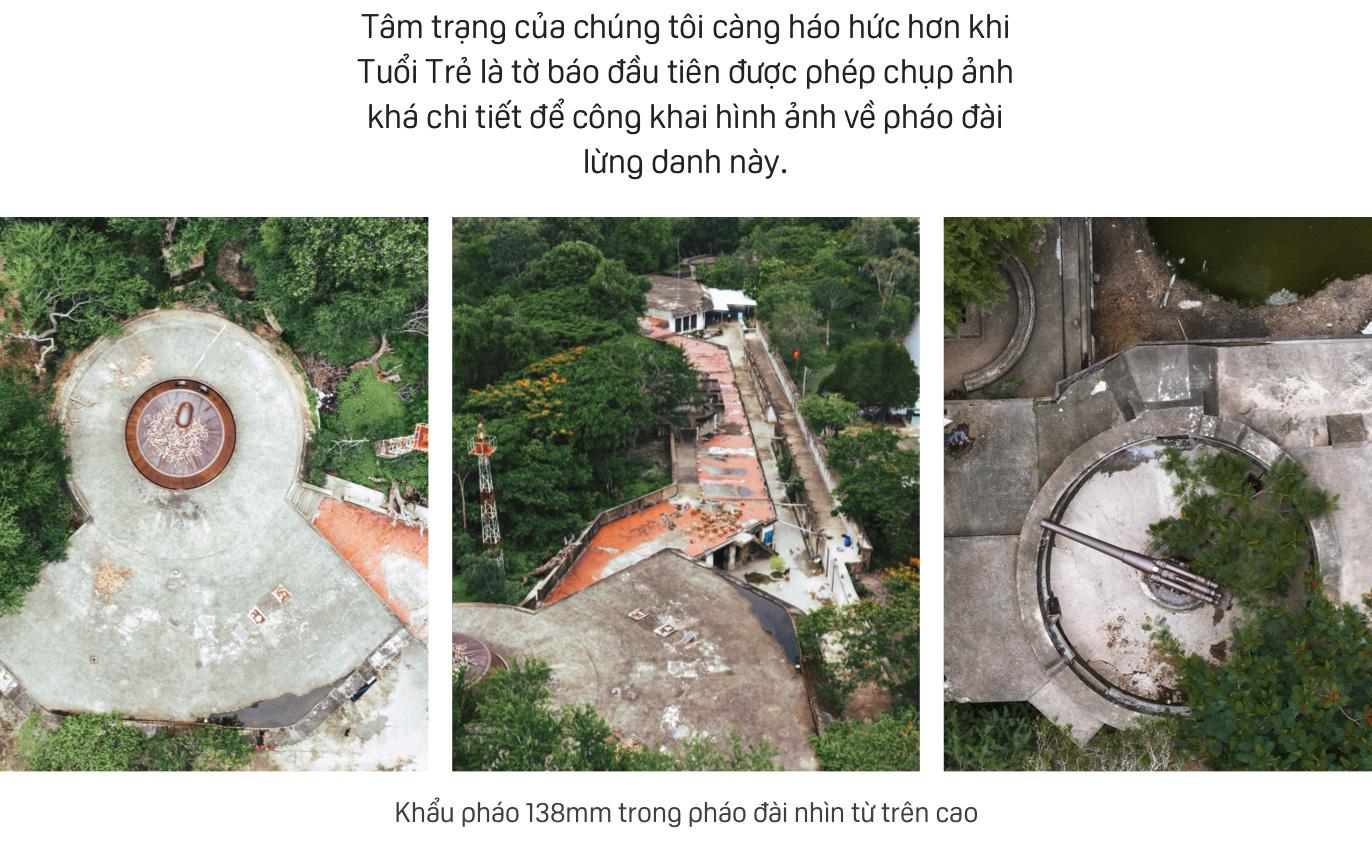 Bên trong Đồn Rạch Cát - pháo đài lớn nhất Đông Dương - Ảnh 6.