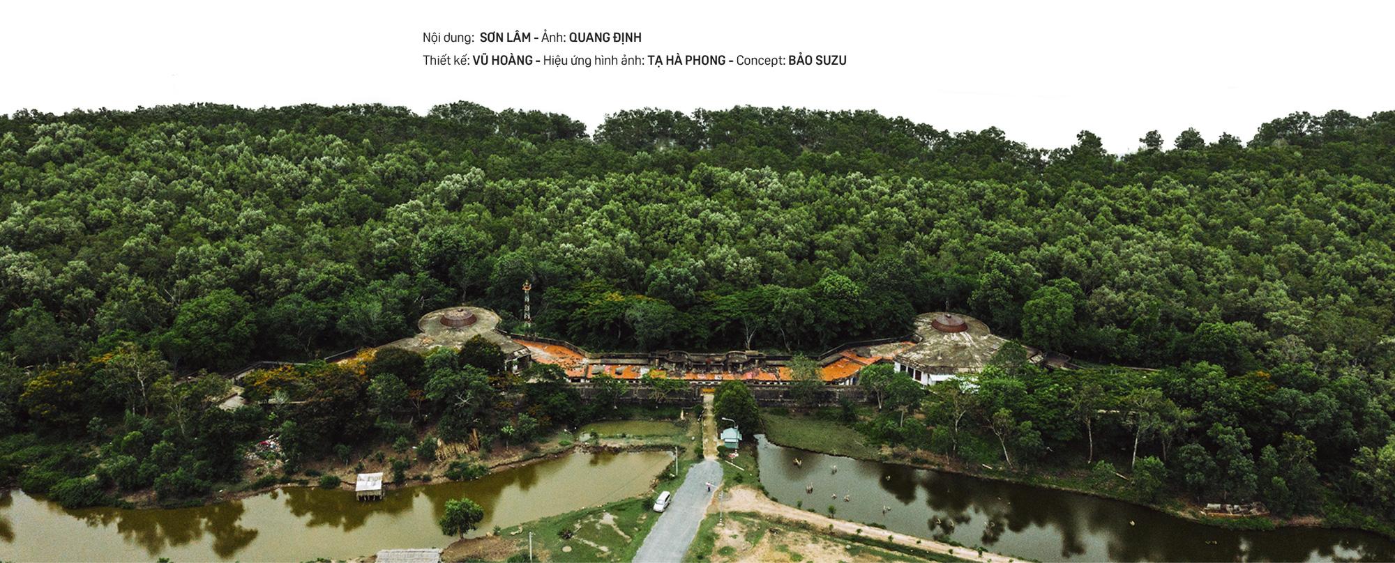 Bên trong Đồn Rạch Cát - pháo đài lớn nhất Đông Dương - Ảnh 18.