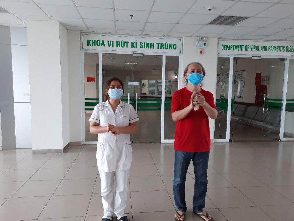 Thêm 11 ca COVID-19 liên quan Bệnh viện Đà Nẵng, có 4 nhân viên y tế - Ảnh 2.