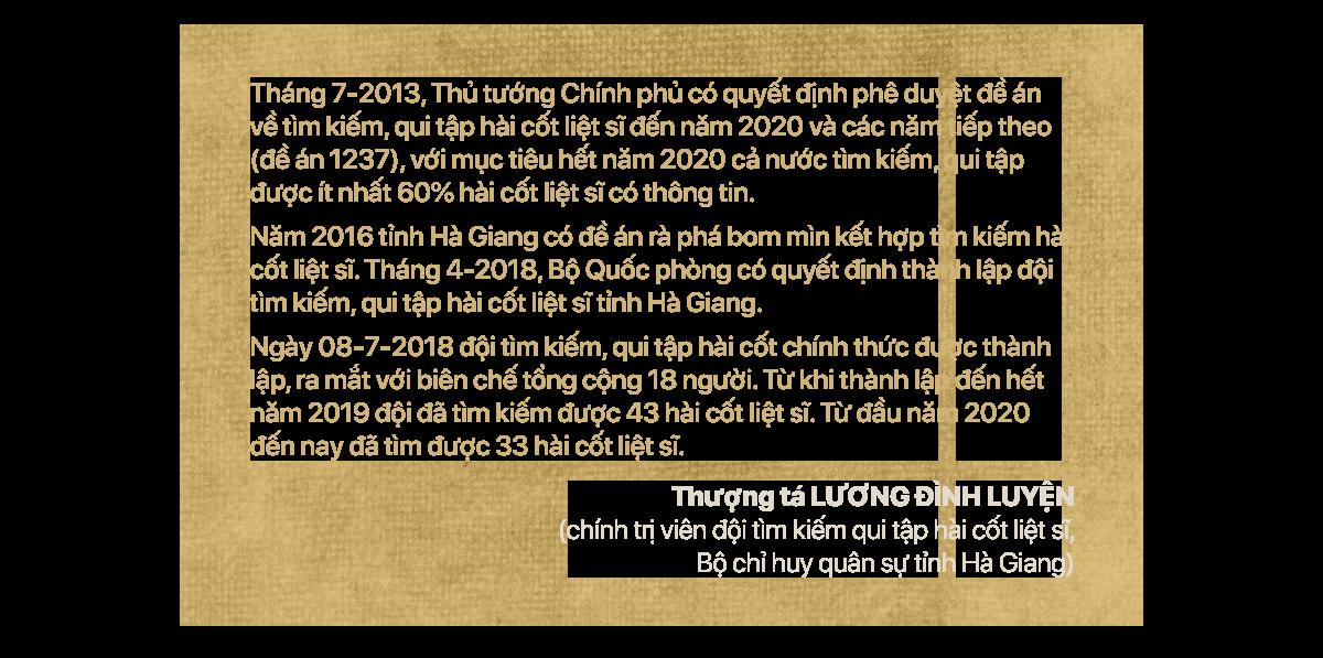Kỳ 1: NHỮNG MẢNH  XƯƠNG LẪN TRONG ĐÁ VÀ MÌN - Ảnh 10.