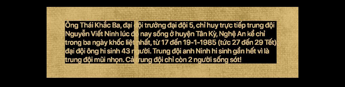 Kỳ 3: LỜI THỀ TRÊN ĐÁ NÚI VỊ XUYÊN - Ảnh 9.