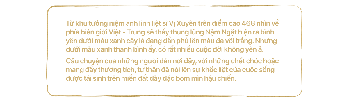 Kỳ cuối: NẬM NGẶT - NỖI ĐAU HẬU CHIẾN CHƯA NGUÔI… - Ảnh 2.