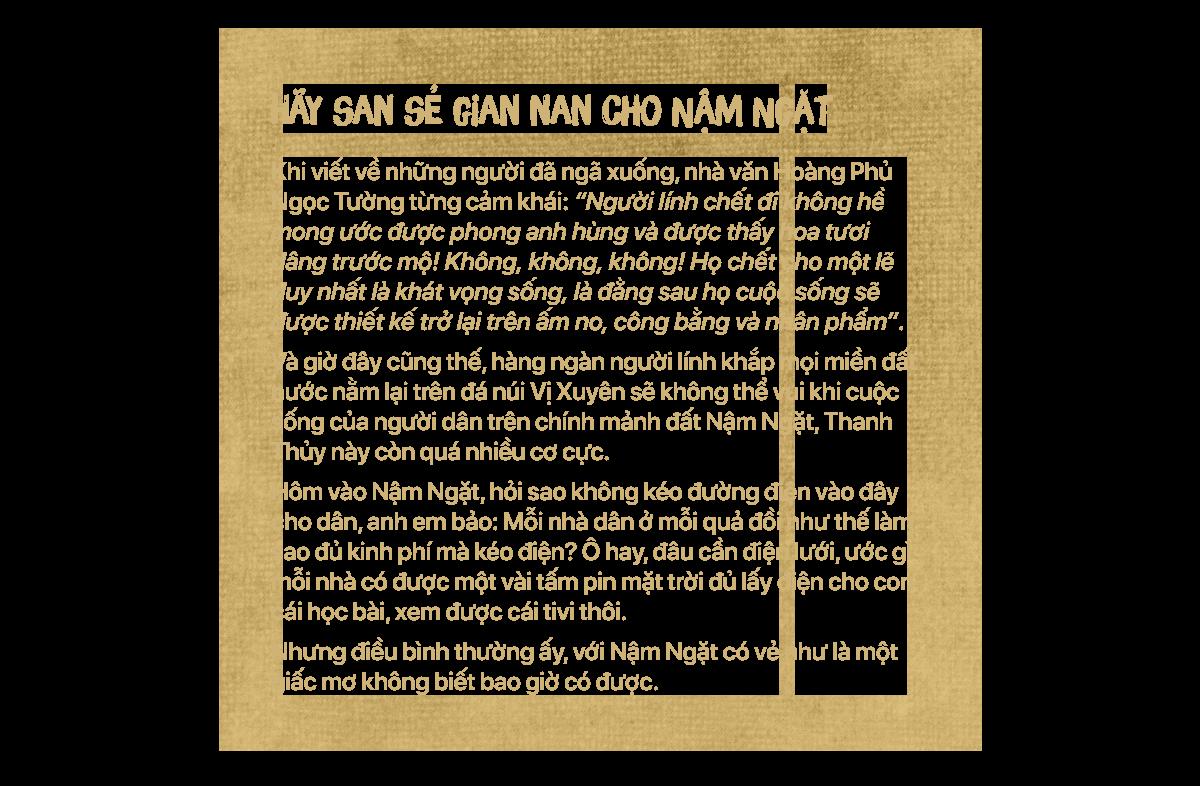 Kỳ cuối: NẬM NGẶT - NỖI ĐAU HẬU CHIẾN CHƯA NGUÔI… - Ảnh 10.