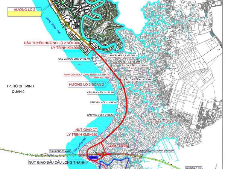 Gỡ điểm nghẽn hạ tầng giao thông, bất động sản Đồng Nai thêm cơ hội bứt phá - Ảnh 2.