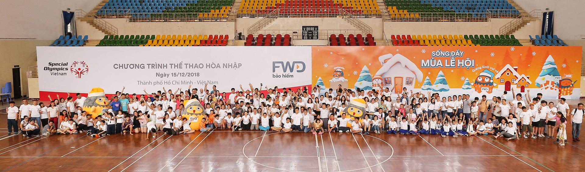 Hành trình hứng khởi tạo nên nguồn nhân lực hạnh phúc ở FWD - Ảnh 14.