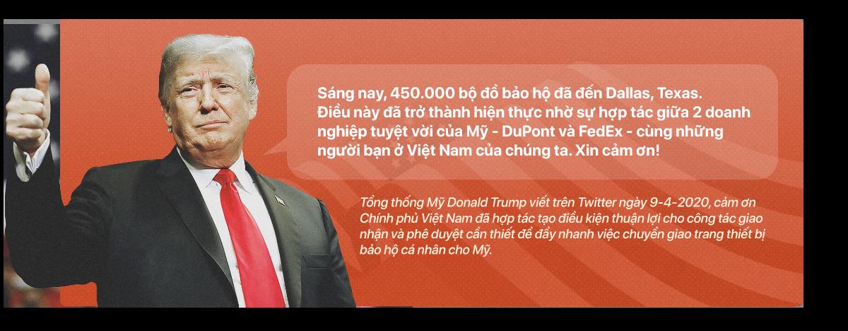 Kỳ 1: Việt - Mỹ hợp tác chống đại dịch - Ảnh 2.