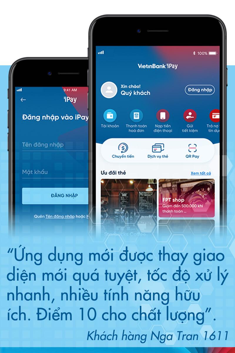 VietinBank iPay Mobile - Ứng dụng ngân hàng hiểu bạn hơn ai hết - Ảnh 8.
