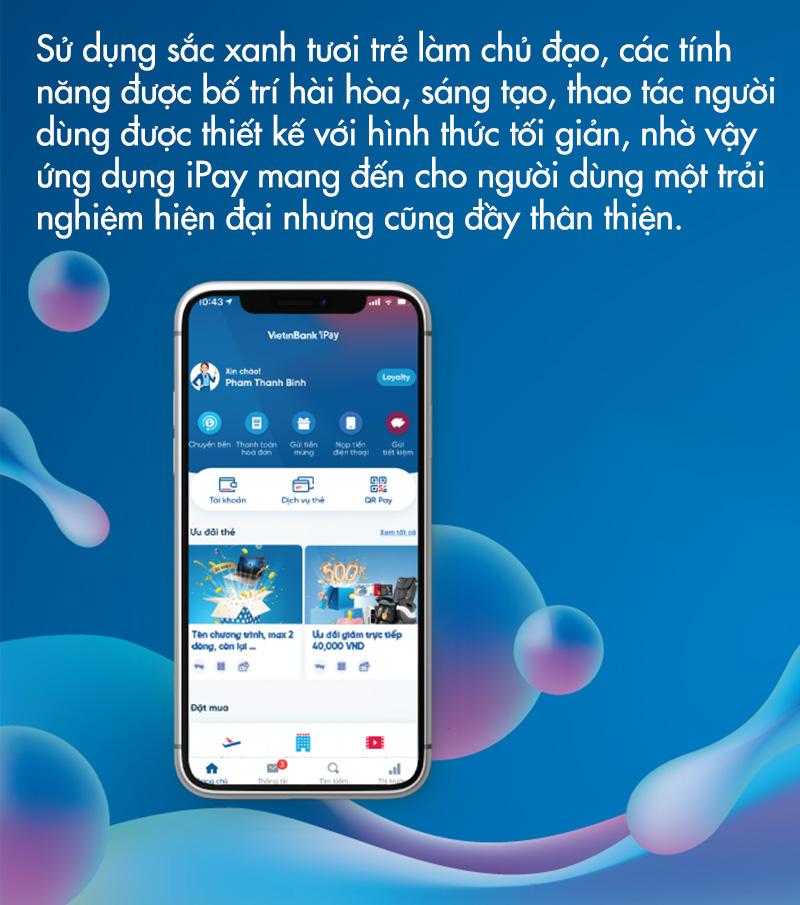 VietinBank iPay Mobile - Ứng dụng ngân hàng hiểu bạn hơn ai hết - Ảnh 4.